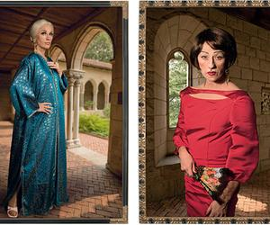 The truth about Cindy Sherman's society portraits