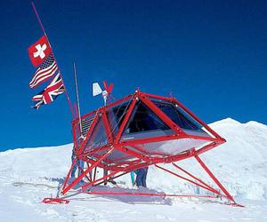 Miracles of Mobitecture - Richard Horden's Ski Haus