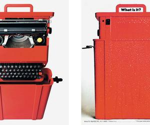 How Ettore Sottsass made the typewriter sexy