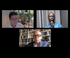 Watch David Adjaye, Michael Bierut and Spencer Bailey talk about contemporary memorials