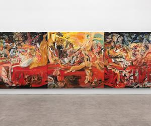 Jason Rosenfeld praises Cecily Brown's new show
