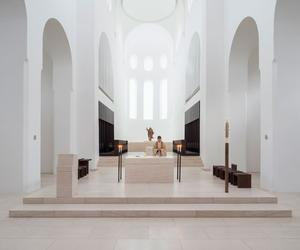 Pawson Projects: St Moritz Church, Germany