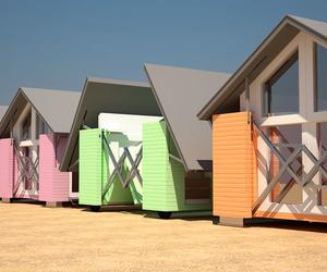 Who wants a pop-up, mobile beach house?