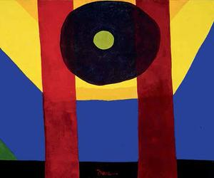 Was Arthur Dove America's first great abstract artist?