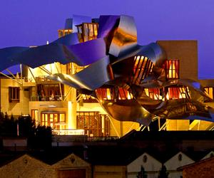 Frank Gehry's Marques de Riscal Hotel