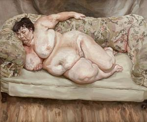 Lucian Freud Slices of Life - The Latter Years