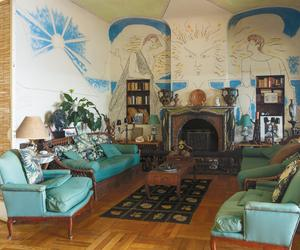 The villa where Jean Cocteau communed with the Gods