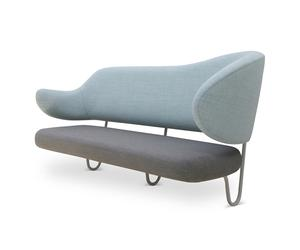 Fabulous Finn Juhl Furniture: The Wall Sofa