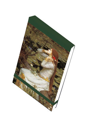 JW Waterhouse Pocket Notepad