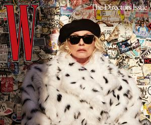 Stephen Shore shoots Debbie Harry for W