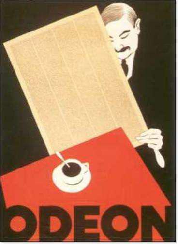 Odeon - Hugo Laubi