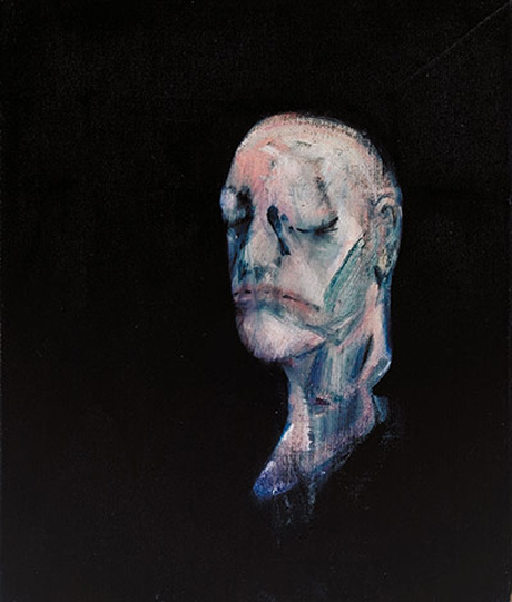 Study for Portrait II (1955) by Francis Bacon