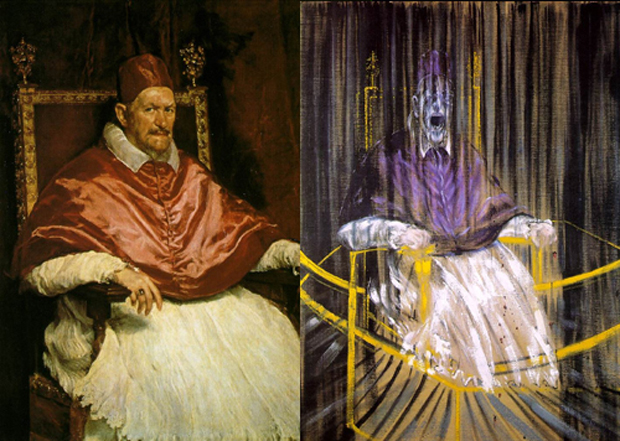 The truth behind Francis Bacon's 'screaming' popes
