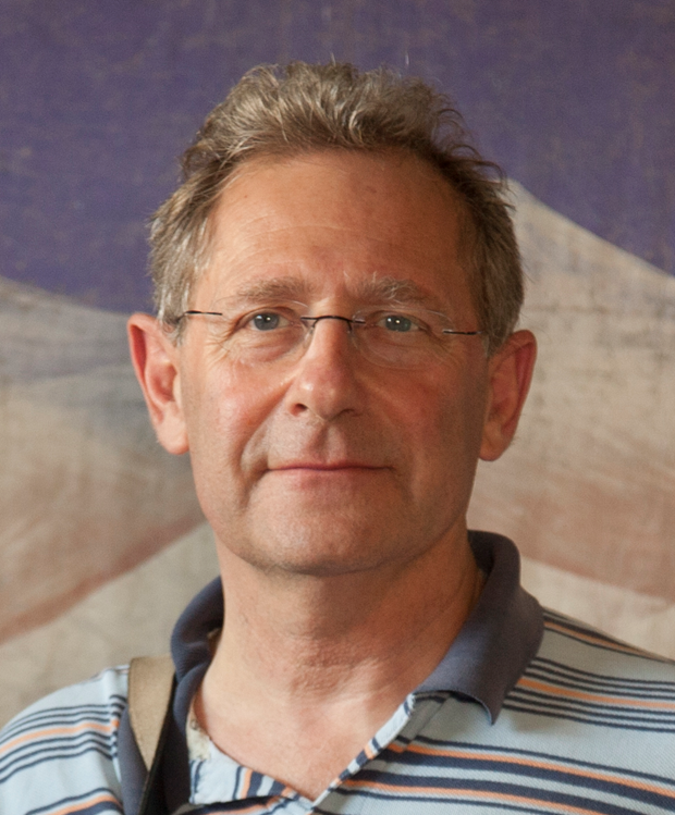 Photographer and author Stuart Franklin