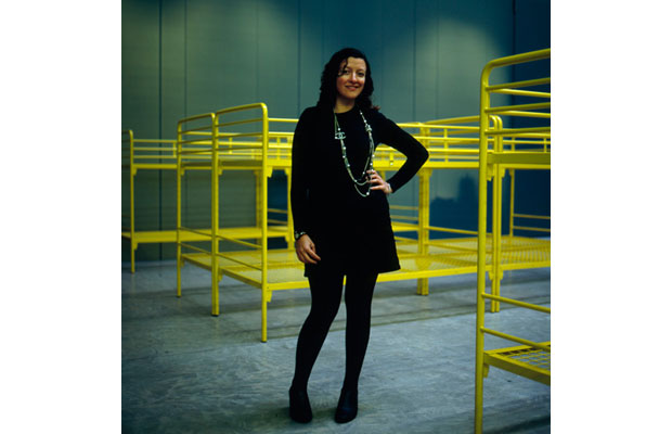 Writer and curator Francesca Gavin