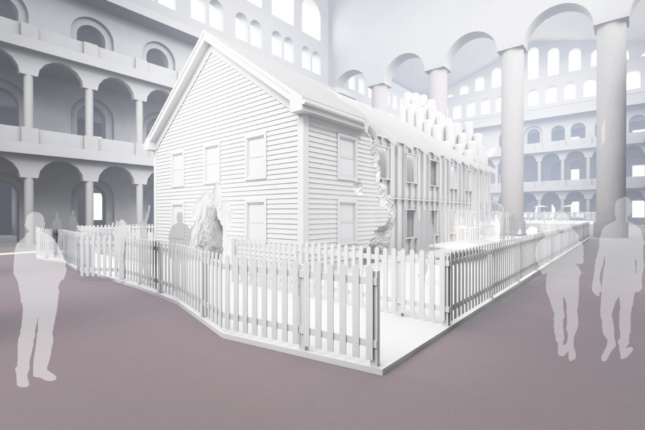 Fun House rendering courtesy Snarkitecture.