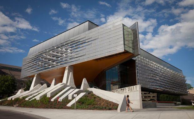 Have you seen cornell 39 s bright new gates hall - Cornell university interior design program ...