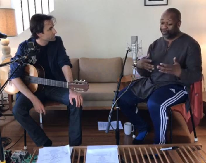 Andrew Bird and Theaster Gates have written some songs!