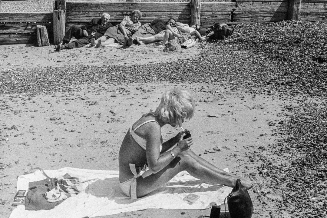 Herne Bay, Kent 1963, by David Hurn