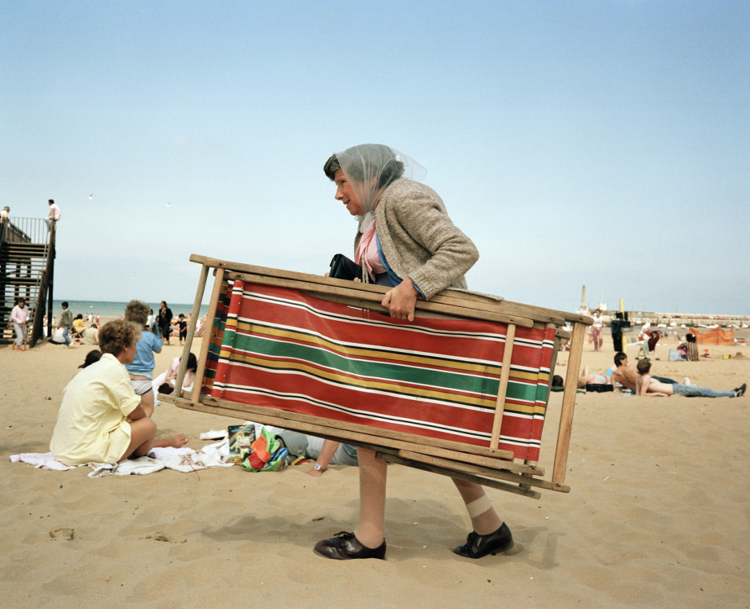 Margate, Kent, 1986 by Martin Parr, Magnum Photos. All images taken from The Great British Seaside: Photography from the 1960s to the present at the National Maritime Museum, 23 March – 30 September 2018