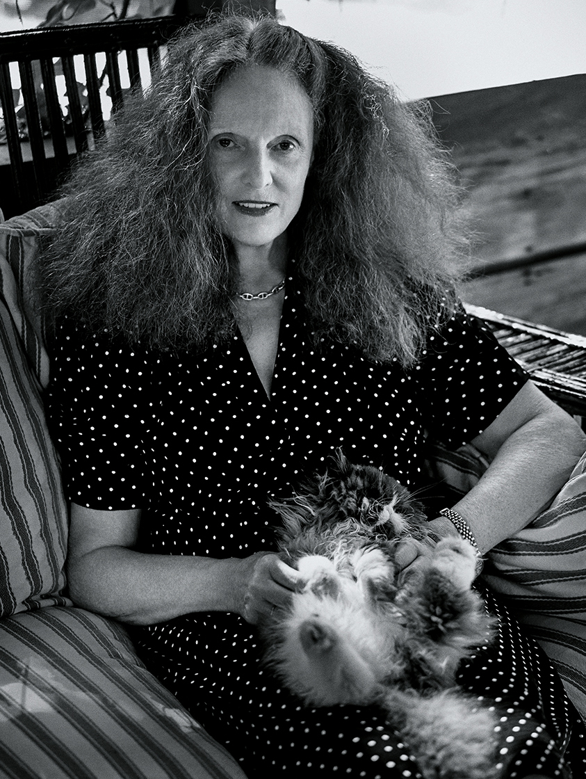 Patience, tolerance, and less screen time: Grace Coddington offers careers advice on her 80th birthday