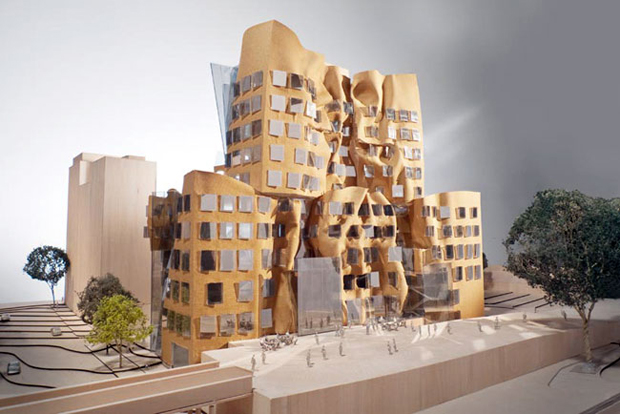 University of Technology, Sydney - Frank Gehry