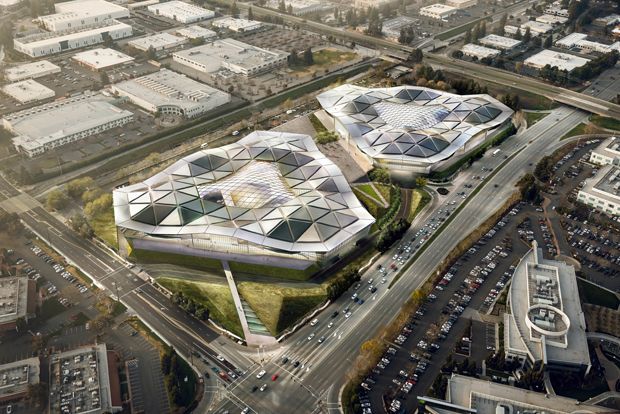 Gensler shakes up Silicon Valley