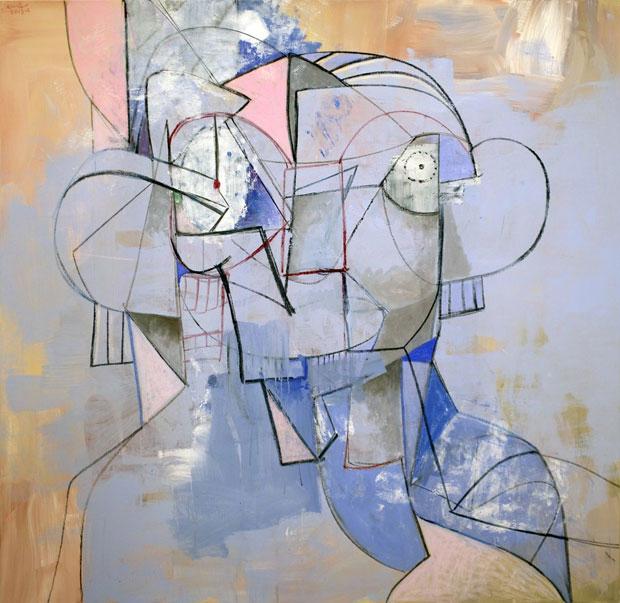 George Condo In Transition Art Agenda Phaidon