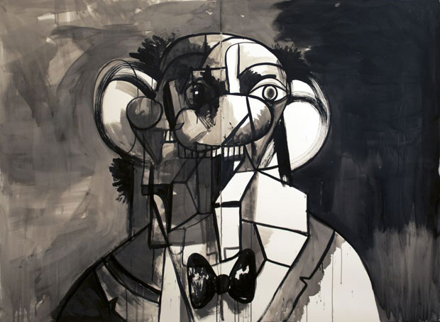Ahmed the Tailor 2013 - George Condo