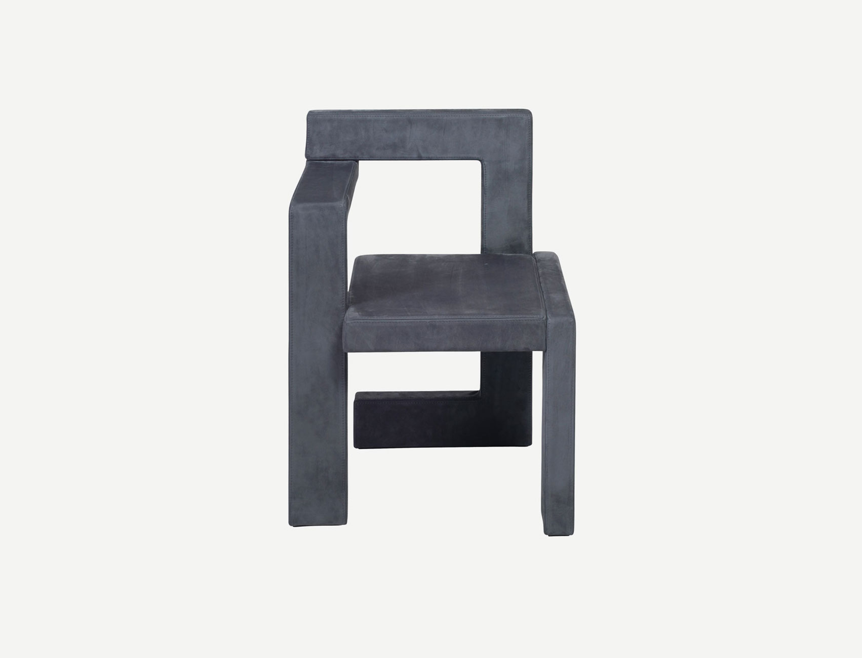 Steltman Chair 1963 by Gerrit Rietveld featured in Chair 500 Designs That Matter