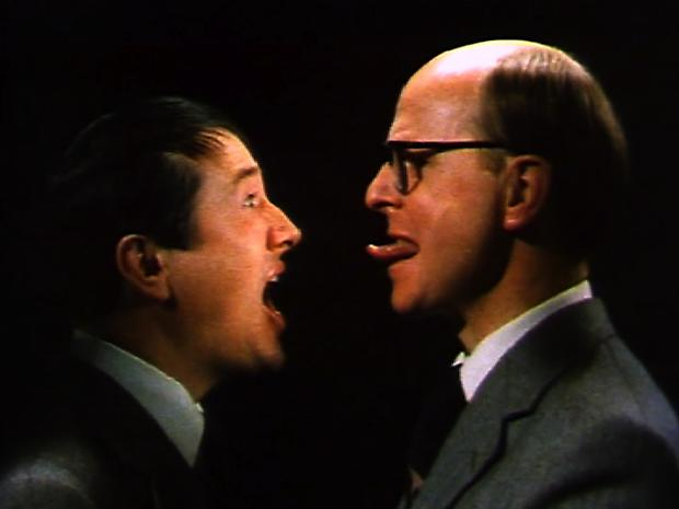 Still from The World of Gilbert & George (1981)