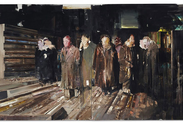 Vitamin P2 artist Adrian Ghenie breaks sale records