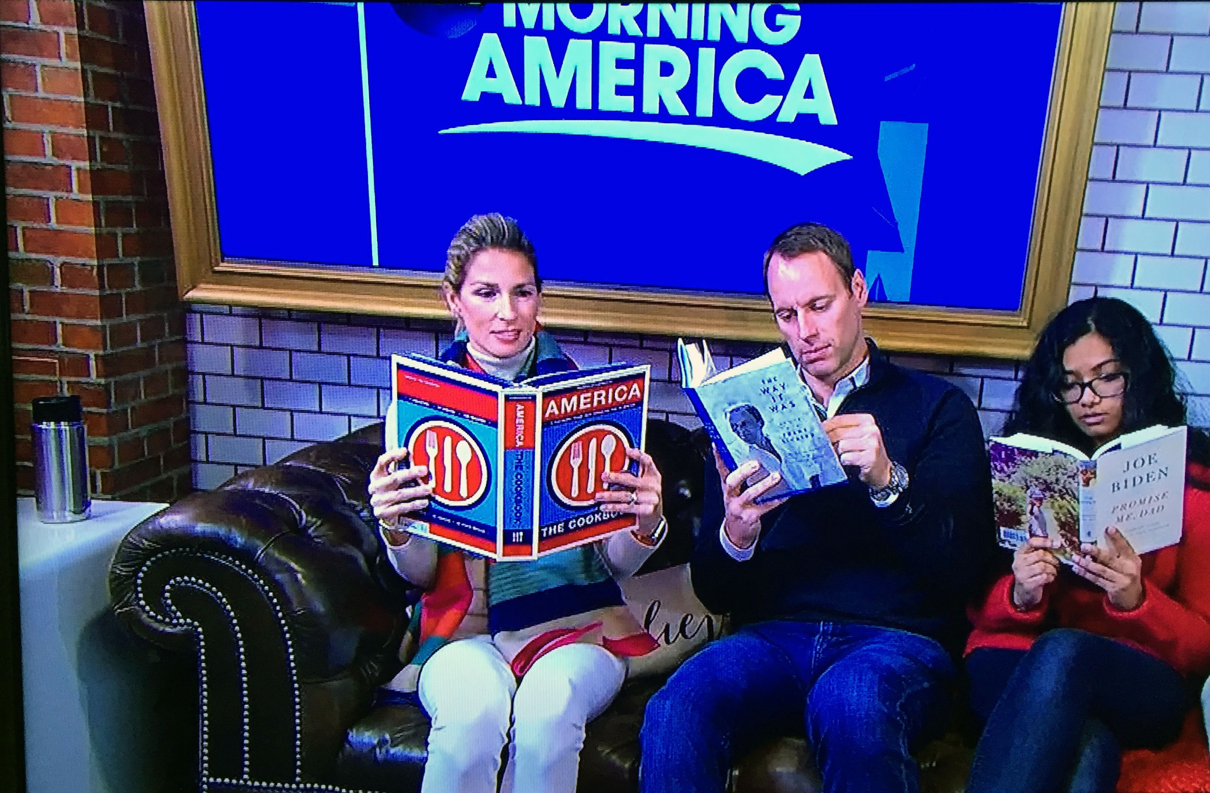 America the Cookbook on Good Morning America
