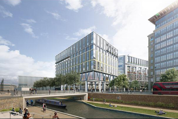 AHMM's plans for Google's UK headquarters