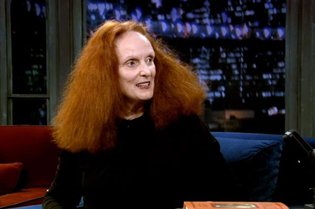 News of our Grace Coddington book has leaked!