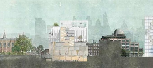 The Marshall Building by Grafton Architects