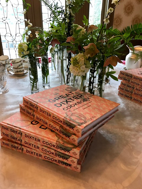 The Great Dixter Cookbook in Greenville, South Carolina