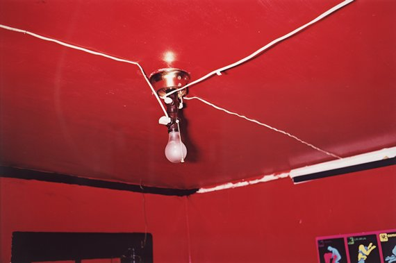 Greenwood, Mississippi (1973) by William Eggleston