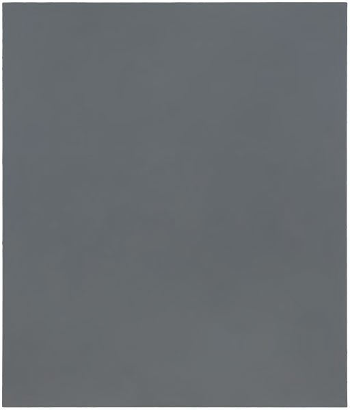 Grey (1976) by Gerhard Richter. As reproduced in Chromaphilia