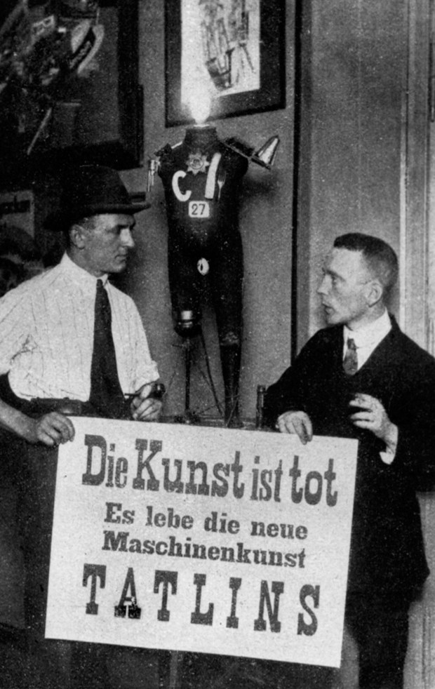 The First International Dada Fair, Otto Burchard Gallery, Berlin, 1920