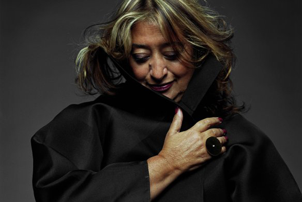 Hadid on life as an Arab woman architect