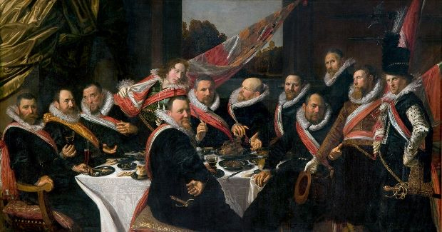 Gombrich Explains Frans Hals