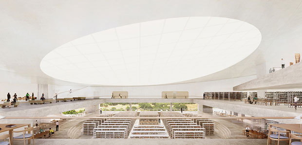 Herzog & de Meuron design Israel's national library