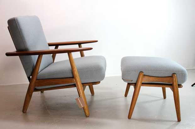 hans j wegner stol Hans J Wegner honoured in centenary year | Architecture | Agenda  hans j wegner stol
