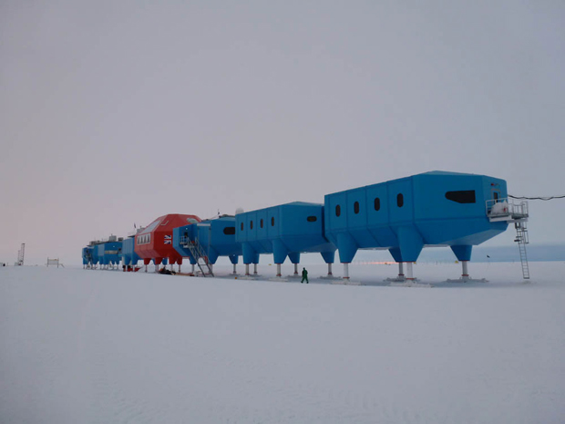 Halley Research Station VI - Hugh Broughton Architects