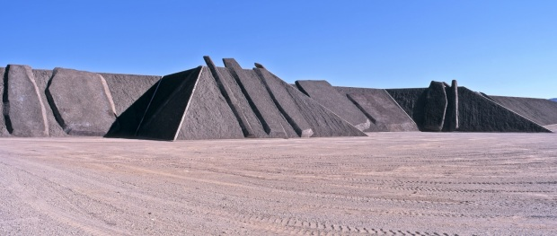 Who will save Michael Heizer's City?