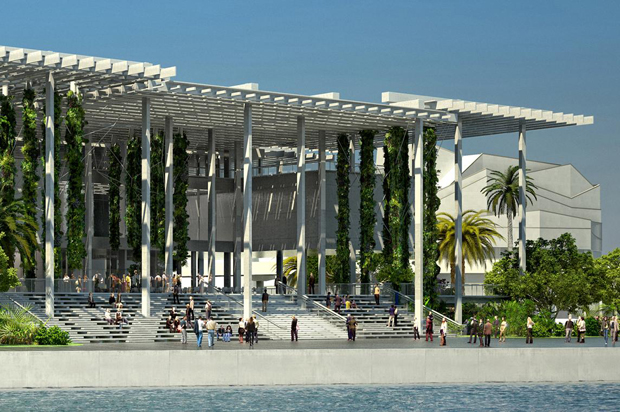 Herzog & de Meuron's Miami Art Museum 'reconnects residents with climate'