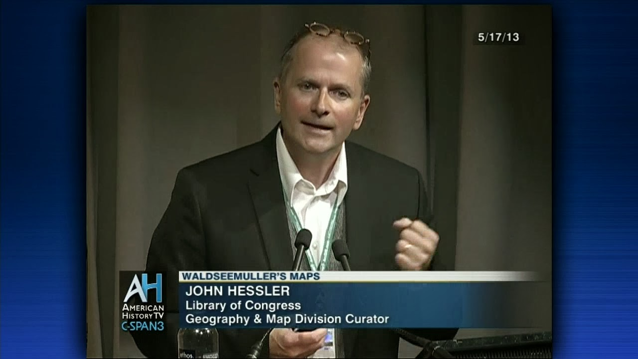 Hessler's 2013 appearance on C-SPAN
