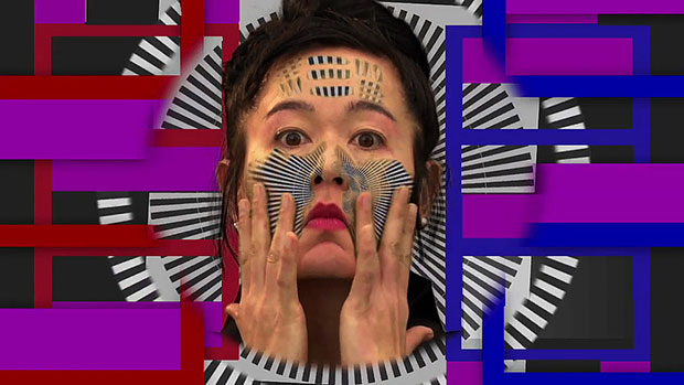 A still from Hito Steyerl's video How Not to Be Seen (2013) - 'a majorly important artist' according to Collecting Art for Love, Money and More co-author Thea Westreich Wagner