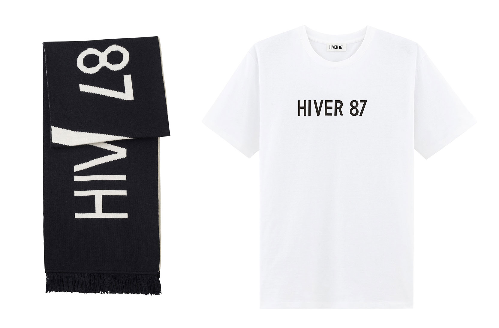 Items from A.P.C.'s new HIVER 87 capsule collection. Images courtesy of apc.fr
